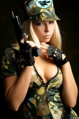 girls Sexy commando